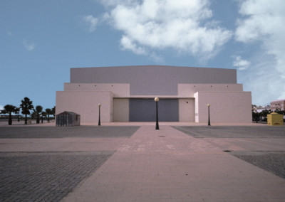 Auditorium in Puerto Real