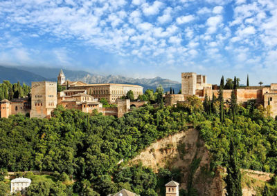Special Planning of Alhambra