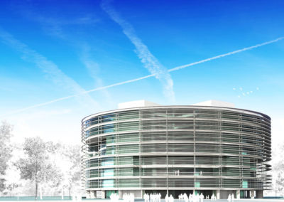 New Headquarters of Councils of Malaga