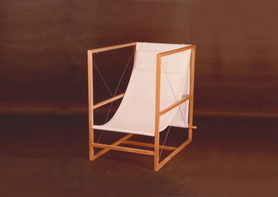 Hammock Umbrella. 1976