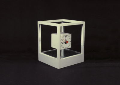 Suspended Clock with Pendulum. 1977